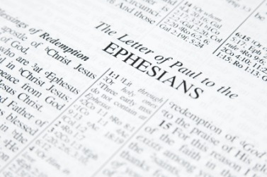 Bible - Letter of Paul to the Ephesians