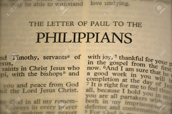 Bible - Letter of Paul to the Philippians